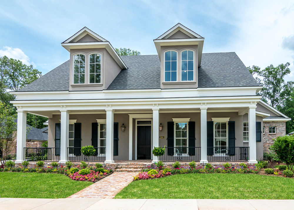 2108 woodsong vintage construction group for New orleans style homes