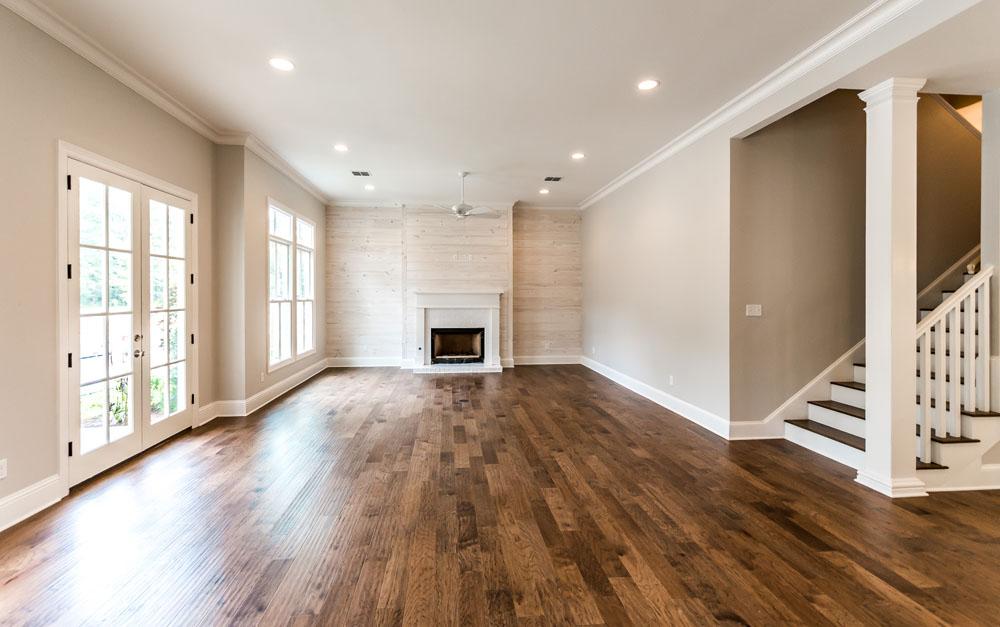 New Spec Home For Sale in Shreveport Living Room Photo